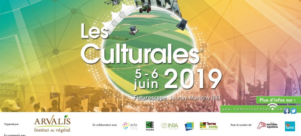 Re-Sources aux Culturales 2019
