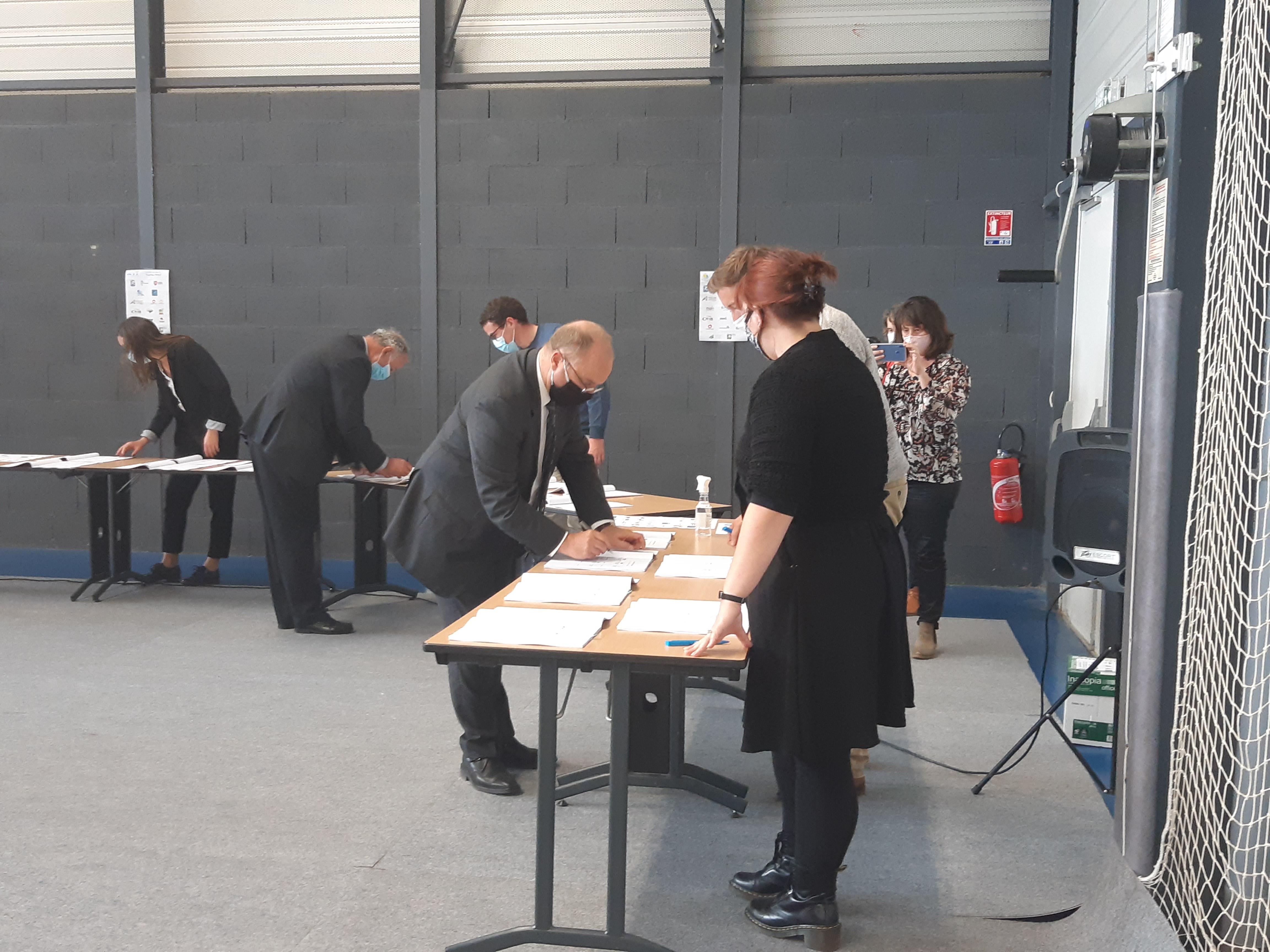 Signature de trois contrats territoriaux Re-Sources 2020-2022 dans les Deux-Sèvres